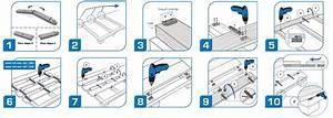 Pose Lame De Terrasse Composite Sans Lambourde : ordinaire pose lambourde terrasse composite 6 conseils ~ Premium-room.com Idées de Décoration