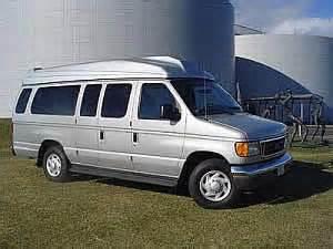 ford econoline  sale  owner