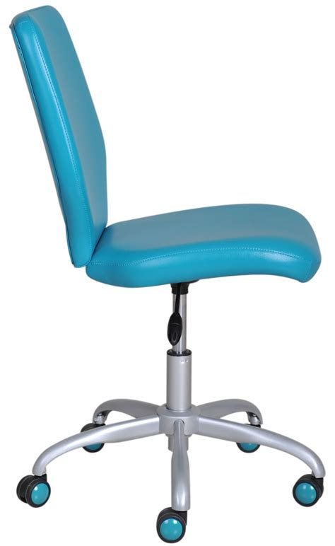 mainstays desk chair blue mainstays office chair colors aqua desk chair