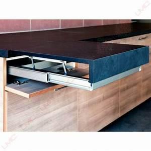 Table Plan De Travail Cuisine : ferrure pour plan de travail escamotable accessoires de ~ Melissatoandfro.com Idées de Décoration