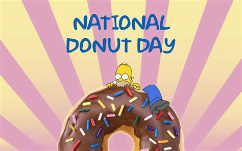 Doughnut Cartoon Icing Sprinkles