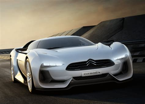 Citroen Car : Citroen Gt 2012 Upcoming Car