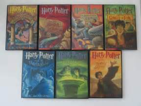 Harry Potter Book Cover Set