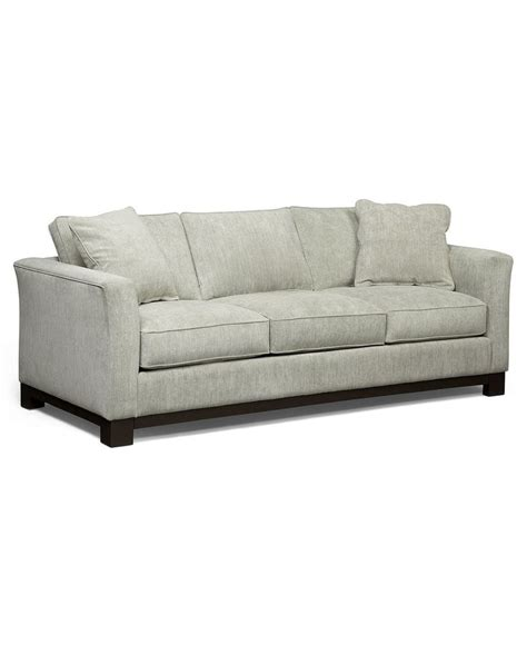 Macys Kenton Sofa Bed by Kenton Fabric Sofa Upholstery Shops And Products