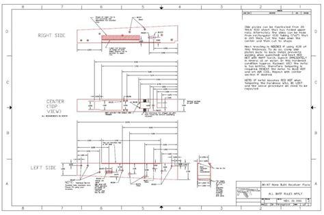 Ak 47 Assault Rifle Receiver (blueprint)