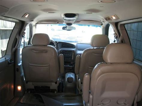 buy   ford windstar sel  rust leather interior
