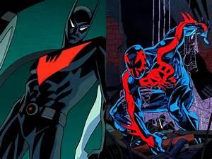 Batman Beyond Vs Spiderman 2099 by INeededANewName on ...