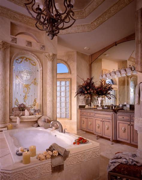 21 Luxury Mediterranean Bathroom Design Ideas