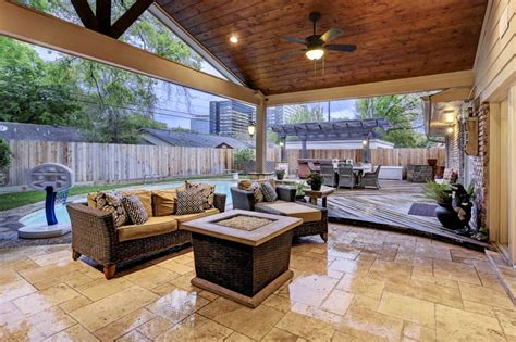 outdoor kitchen designs houston outdoor living room in walnut bend area houston 3848