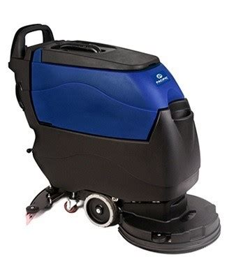 Automatic Floor Scrubber 18 Jl E by Pacific Floorcare 174 20 Inch Cordless Battery Auto Scrubber