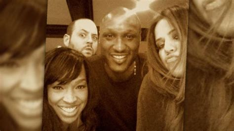 Reported Overdose: Lamar Odom's Best Friend Jamie ...