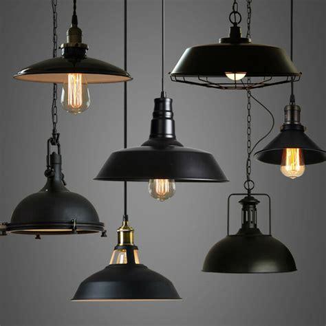 industrial light chandelier industrial loft warehouse barn pendant l indoor hanging
