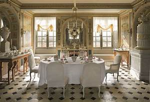 french chateau 4 interior world locations With salle a manger petite
