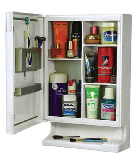 cipla plast bathroom   mirror cabinet plastic wall