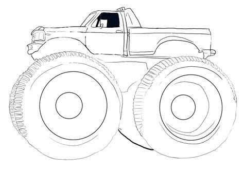 mud truck coloring pages  getcoloringscom  printable colorings pages  print  color