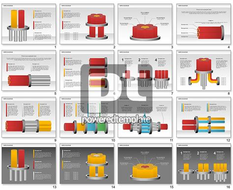 wire diagram for powerpoint presentations now 01018 poweredtemplate