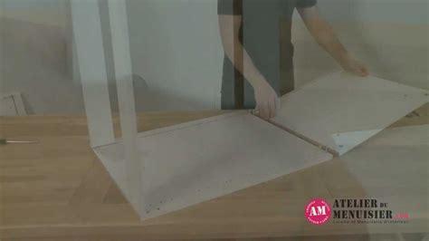 comment monter un meuble de cuisine bas atelierdumenuisier
