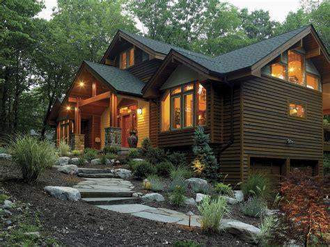craftsman summerwood lindal cedar home   jersey flickr
