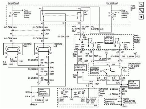 2000 chevy cavalier starter wiring diagram auto