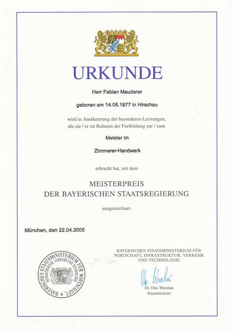 Gepruefter Lichtexperte Elektrotechnik by Meisterpreis Zimmerei Holzbau Mauderer