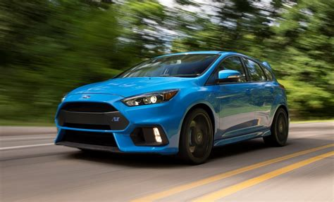 ford focus rs colors 2016 ford focus rs price colors