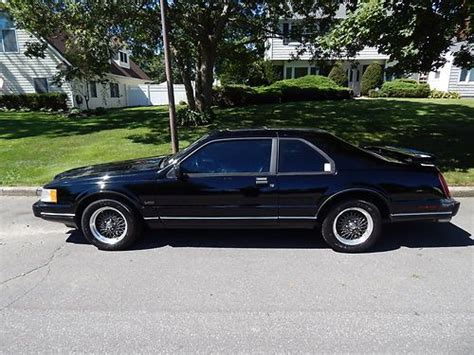 how it works cars 1992 lincoln mark vii regenerative braking purchase used 1992 lincoln mark vii lsc sedan 2 door 5 0l only 80k miles special edition in