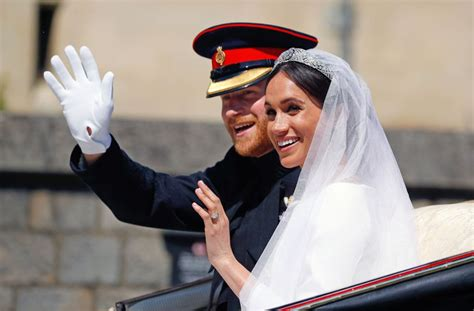 rassismus bei der royal wedding meghan markle als brauner