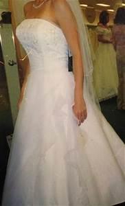 Michaelangelo u8444 325 size 14 used wedding dresses for Michael angelo wedding dresses