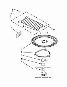 Whirlpool Microwave Replacement Parts