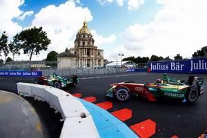Formule E Paris 2017 : l 39 e prix de paris vitrine dor e du v hicule lectrique ~ Medecine-chirurgie-esthetiques.com Avis de Voitures