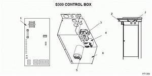 Manitowoc S300 Series Ice Machine Parts Diagram