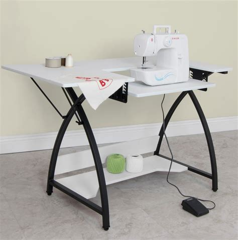 studio designs sewing table amazon com studio designs 13332 comet sewing table with