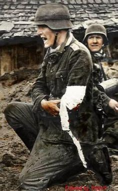 Most Decorated Russian Soldier by Waffen Ss Soldier Ww Ii World War Ii