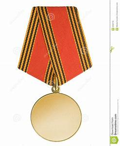 Blank gold medal stock photo. Image of gold, combat ...