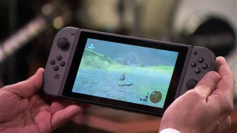 save the light nintendo switch 米任天堂レジー社長 nintendo switch の実機ゲームプレイを披露 宮本氏とバンドのセッションも