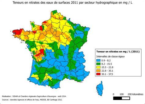 chambre d agriculture d auvergne pourquoi l 39 extension des zones vulnérables dans le massif