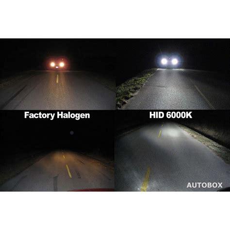 High Low Beam Hid Max Bulb Lamps Conversion Kit