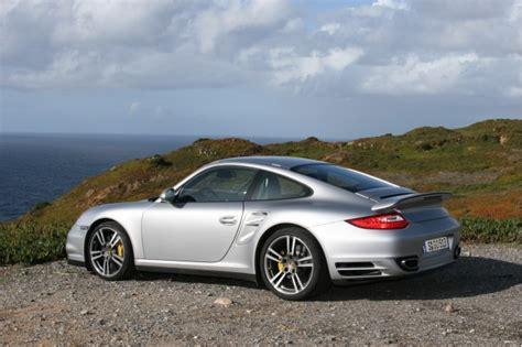 2010 Porsche 911 Turbo First Drive