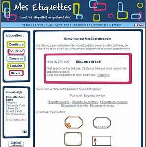 Faire Ses étiquettes : creer rapidement des etiquettes ~ Melissatoandfro.com Idées de Décoration