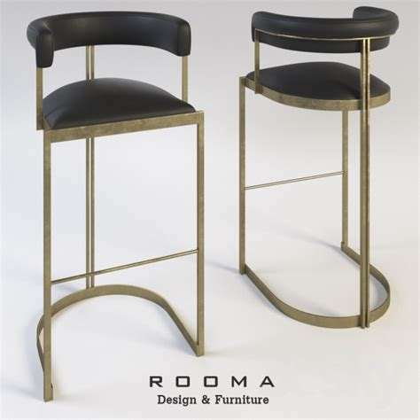 counter stools for 3d models chair bar stool rooma design 5932