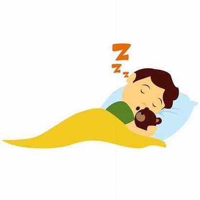 Clipart Sleep Sleeping Child Bedtime Transparent Clip