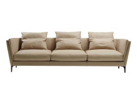 Bretagne 3 Seater Sofa By Poltrona Frau
