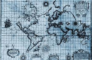Nautical Map Wallpaper | www.pixshark.com - Images ...