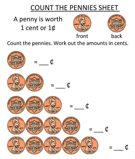 27 sle counting money worksheet templates free pdf