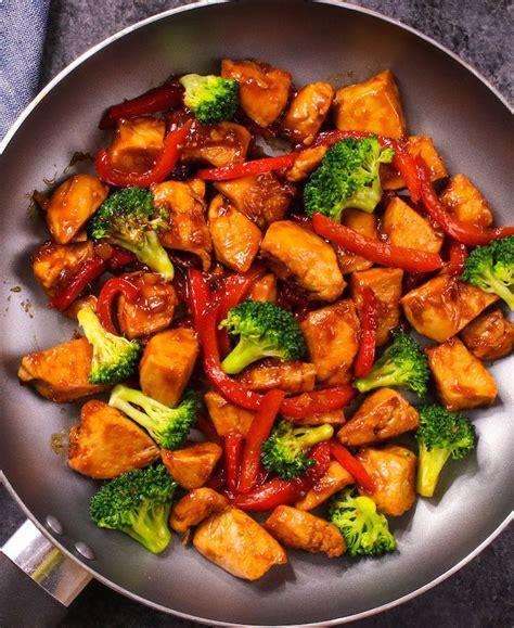 easy chicken stir fry recipe tipbuzz