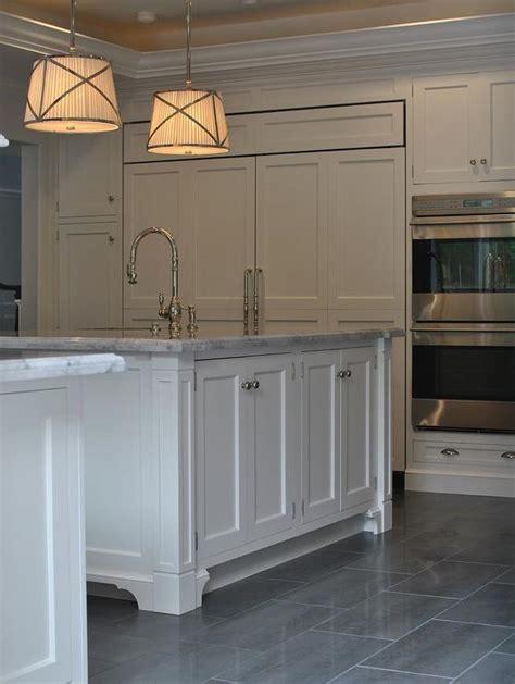 Gray Kitchen Floor Tile  Gurus Floor