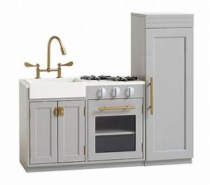 Chelsea all in 1 kitchen pottery barn kids for Chelsea all in one kitchen