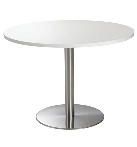 silver table l base silhouette 900 meeting table seated