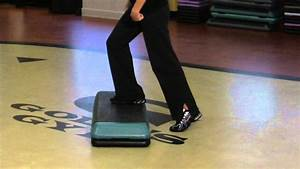 Basic Split Step Aerobics Exercise Aerobics Exercise