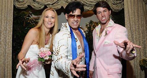 Elvis Theme Wedding Packages